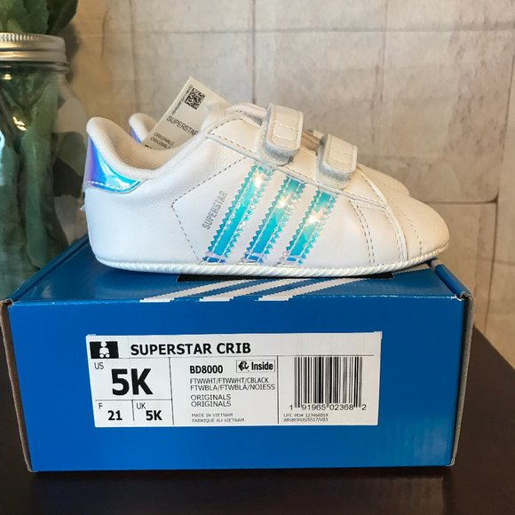 adidas soft sole baby shoes